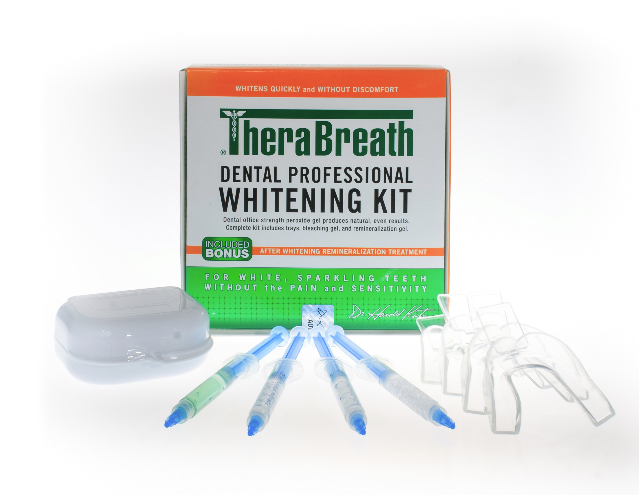 TheraBreath Dental Professional Whitening Kit