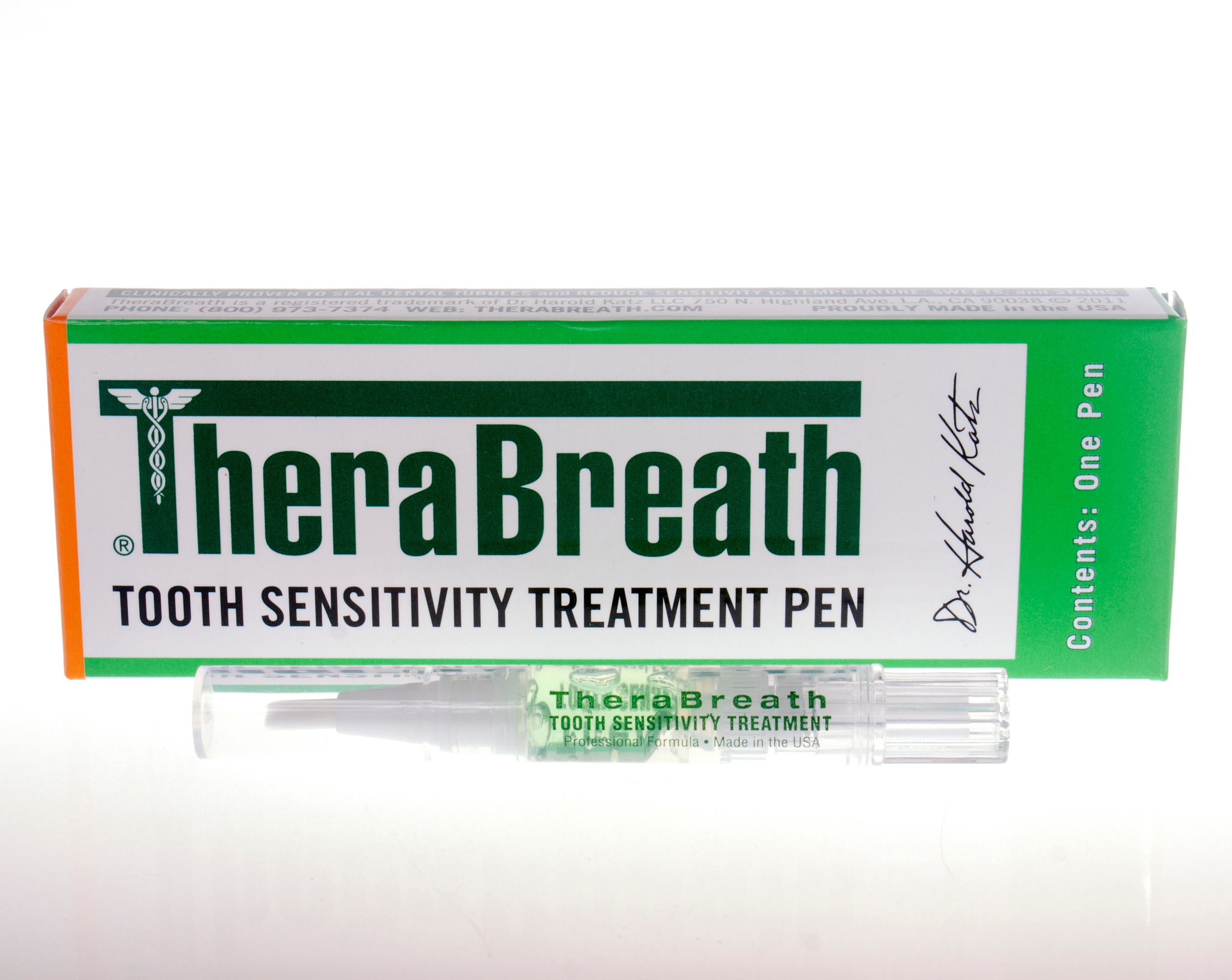 TheraBreath Tooth Sensitivity Treatment Pen