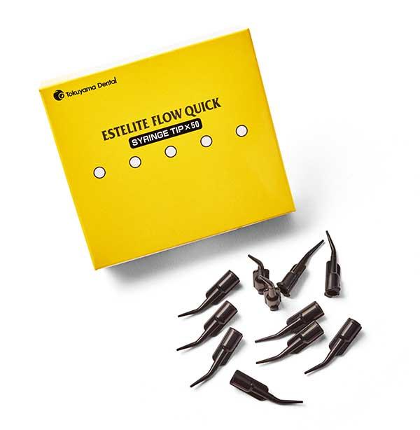 Estelite Flow Quick Syringe Tips, 50/Pkg