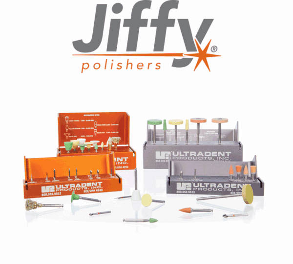 Jiffy Universal Ceramic Finishing System