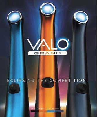 VALO Grand Curing Light in New Colors