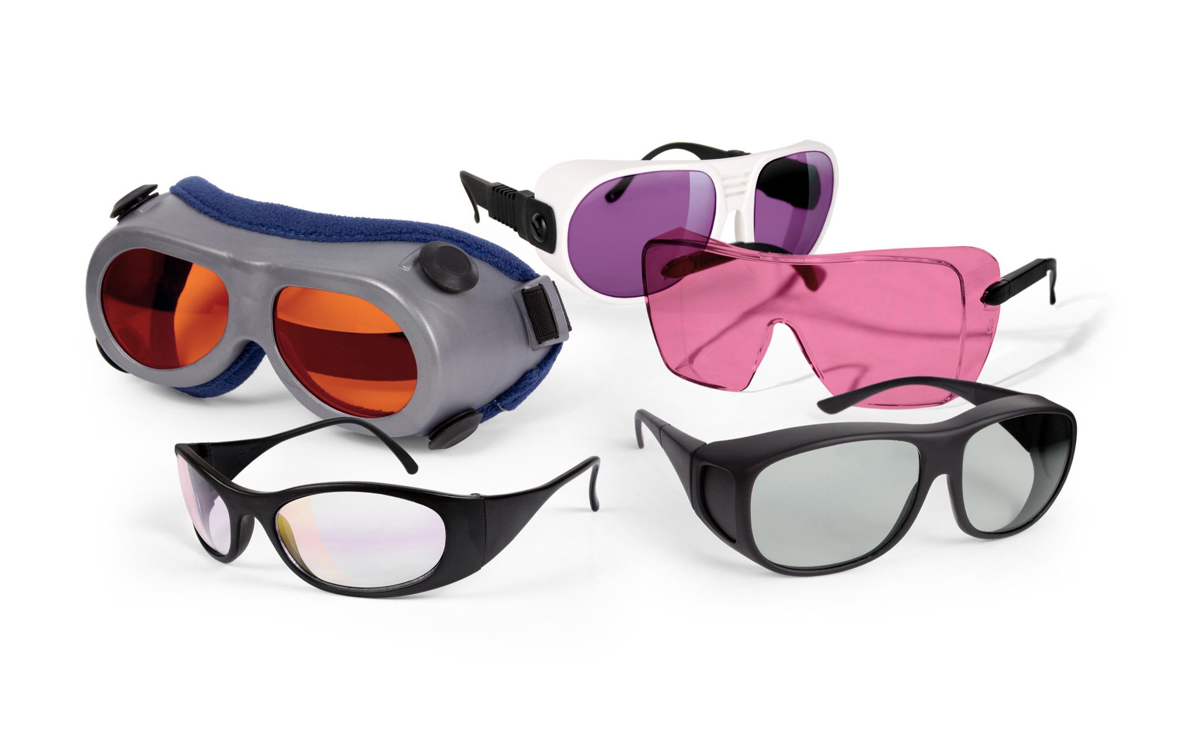 Task-Vision Laser Safety Glasses