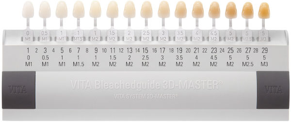 VITA Bleachedguide 3D-Master