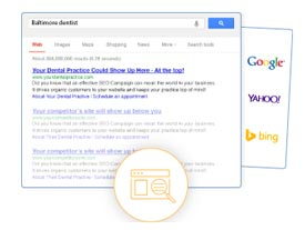 New Patient Finder: Advanced Search Engine Optimization