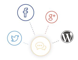 Digital Referral Finder: Social Media Management