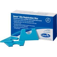 Denar Bite Registration Wax