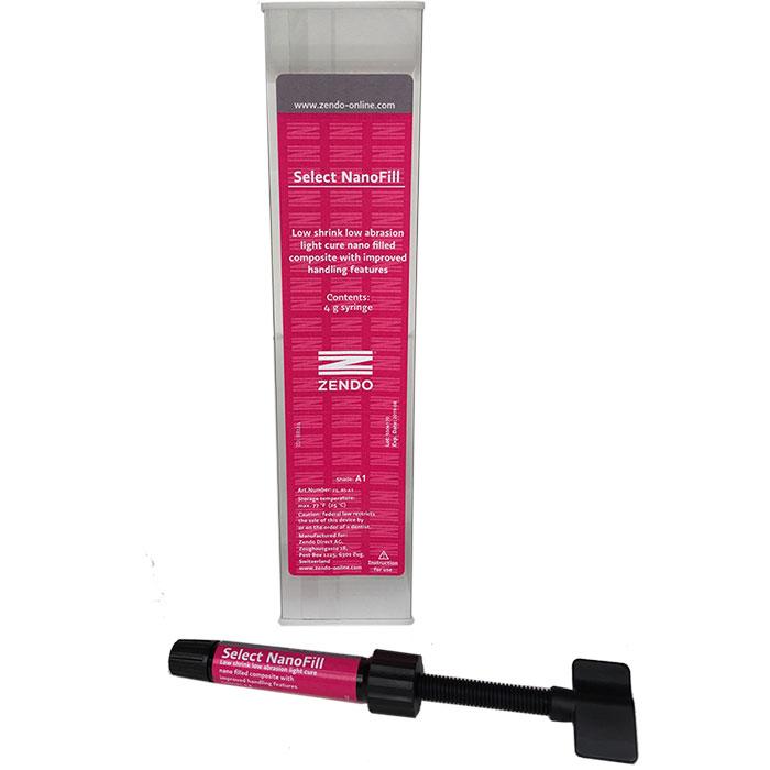 Select Nano Fill Syringes