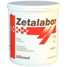 Zetalabor Laboratory Silicone, 2.6 kg Tub