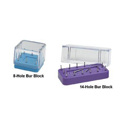 Magnetic Bur-Block